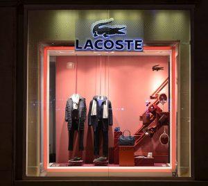 lacoste 300x268 - Lacoste reemplaza su icónico logotipo